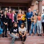 """Warsztaty językowe w ramach projektu Goethe-Institut """"Deutsch PLUS"""" w ZSP w Sierakowicach [ZDJĘCIA]"""