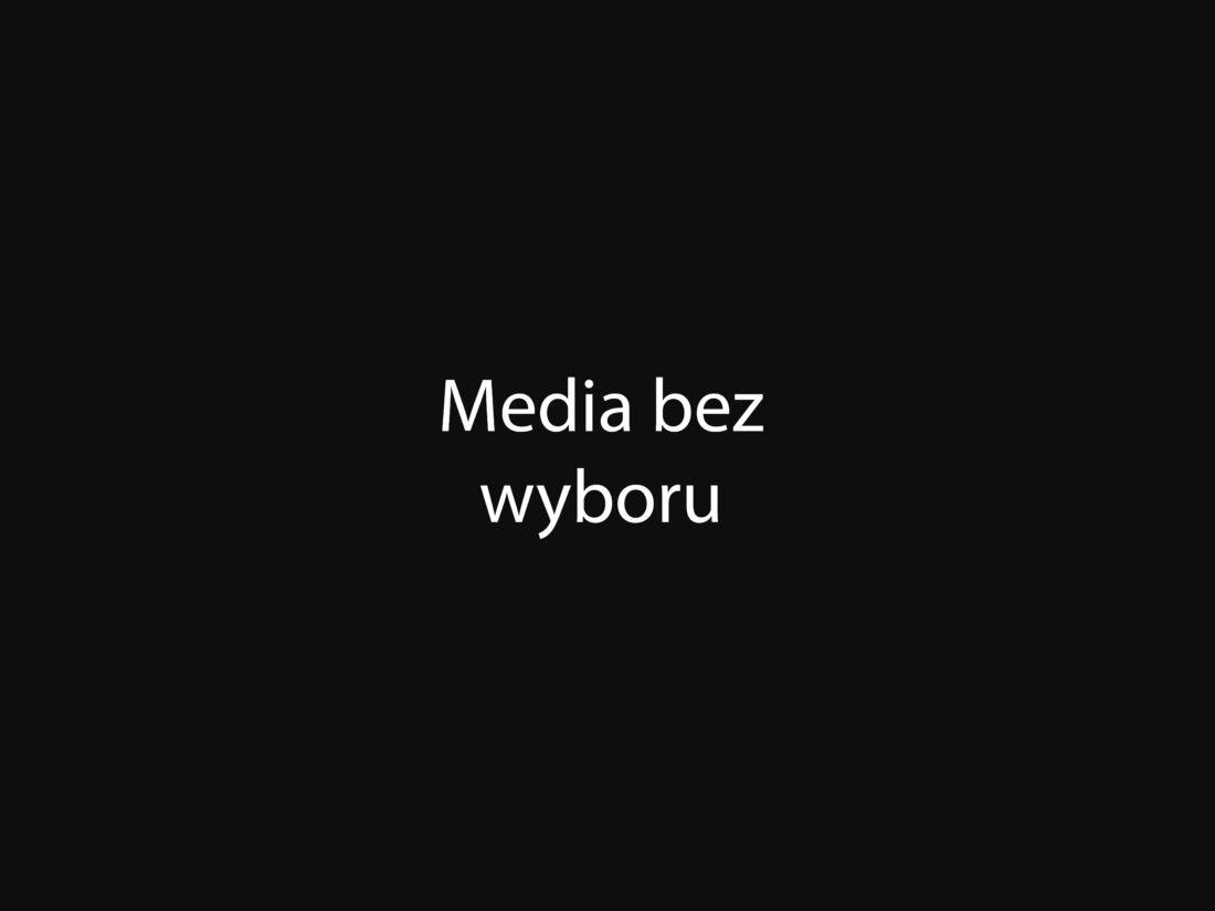 """""""Media bez wyboru"""", czyli atak rządu na niezależne redakcje. Apel redakcji zkaszub.info"""