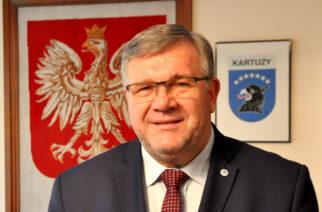 """Kartuzy. Burmistrz M.G. Gołuński: """"Pomimo ciągłych przeciwności, większość zaplanowanych zadań jest realizowanych…"""""""