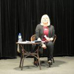 Maria Jolanta Karweta na deskach Małej Sceny w Żukowie [ZDJĘCIA]
