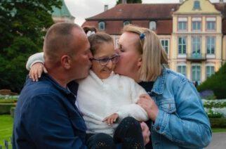 Borcz. Trwa zbiórka na wózek dla 11-letniej Laury Kerlin